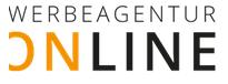 Logo Werbeagentur ONLINE