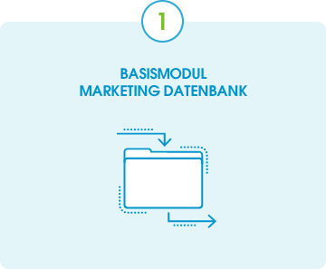 BASISMODUL MARKETING DATENBANK