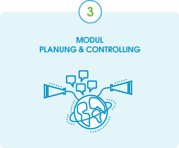 MODUL PLANUNG & CONTROLLING